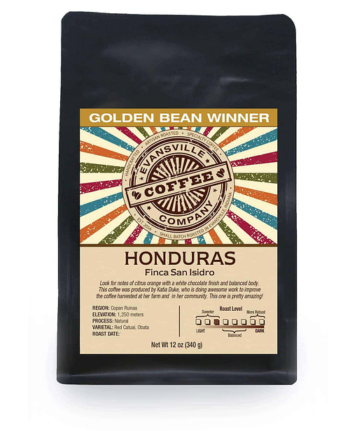 honduras coffee finca san isidro