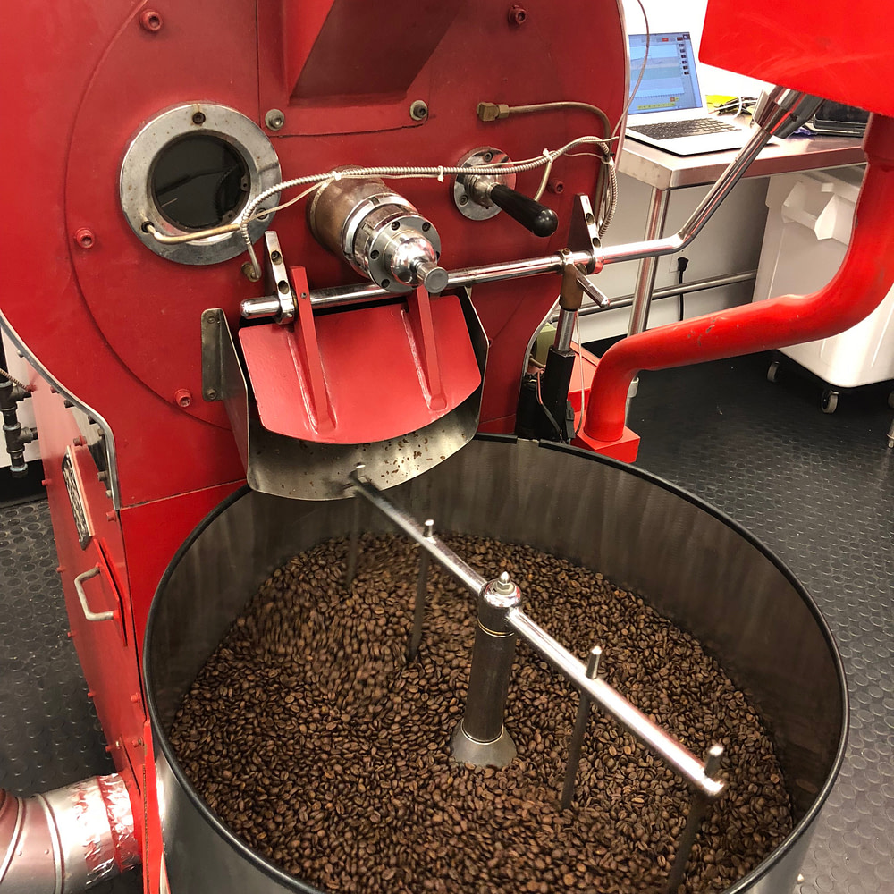Evansville Coffee USRC 12 kilo Millennium Roaster