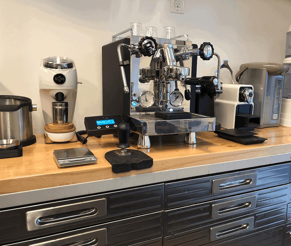 Coffee Evaluation Lab