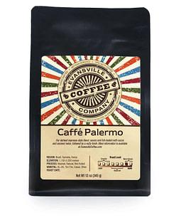 caffe palermo espresso coffee
