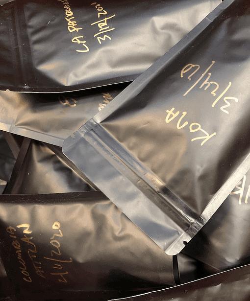 Evansville Coffee Samples