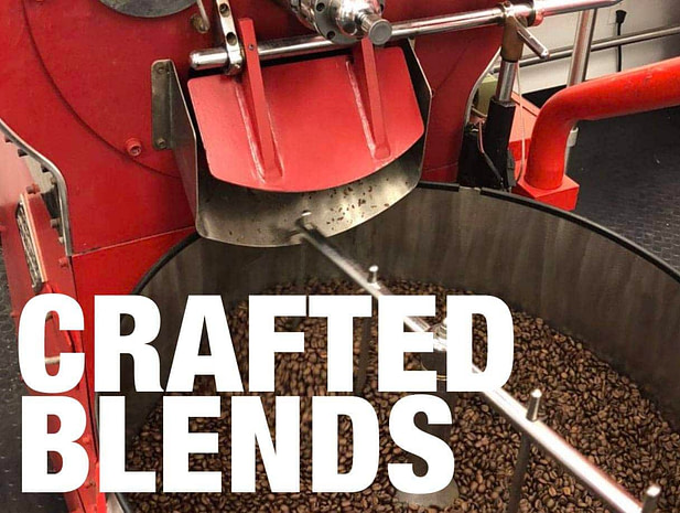 Craft Blended Roasted Coffee