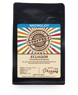 Evansville-Coffee Ecuador Microlot