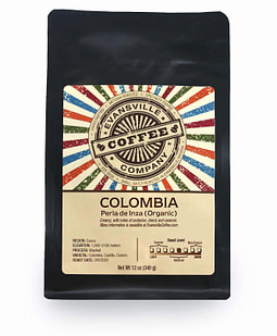 Colombian Coffee Perla de Inza