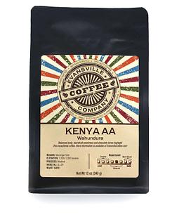 kenya coffee aa wahundura