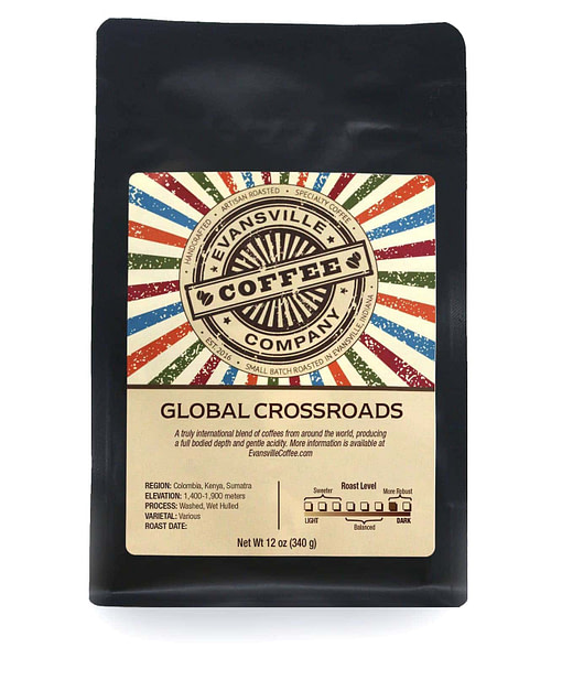 global crossroads dark roast coffee